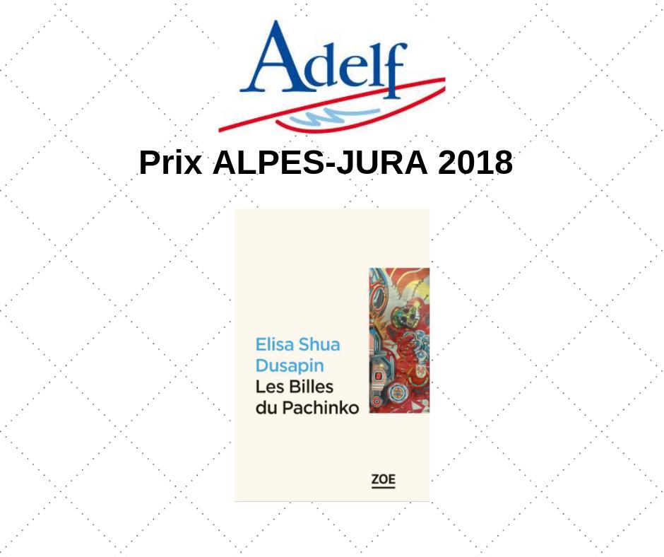 Prix Alpes-Jura